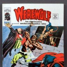 Comics: WEREWOLF V2 Nº 14 MARVEL MUNDI COMICS VÉRTICE HOMBRE LOBO 1976. Lote 148022626
