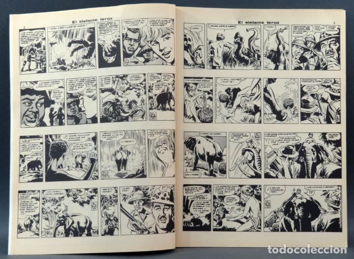 Cómics: El Hombre Enmascarado nº 10 Comics Art Vértice 1974 El elefante feroz - Foto 2 - 148035658