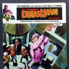 Cómics: EL HOMBRE ENMASCARADO Nº 12 COMICS ART VÉRTICE 1974 UN PRÍNCIPE VALEROSO. Lote 148036194
