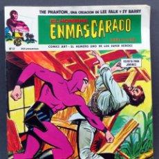 Cómics: EL HOMBRE ENMASCARADO Nº 37 COMICS ART VÉRTICE 1976 LA PROFESORA. Lote 148038534