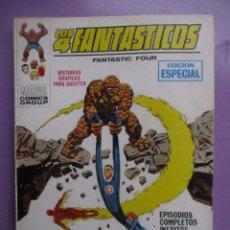 Cómics: LOS 4 FANTASTICOS Nº 23 VERTICE TACO, ¡¡¡¡¡¡¡MUY BUEN ESTADO !!!!!. Lote 148069486