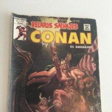 Cómics: RELATOS SALVAJES , CONAN EL BARBARO - VOLUMEN 1 - NUMERO 81. Lote 148147902