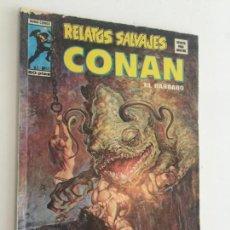Cómics: RELATOS SALVAJES, CONAN EL BARBARO - VOLUMEN 1 - NUMERO 52. Lote 148148374