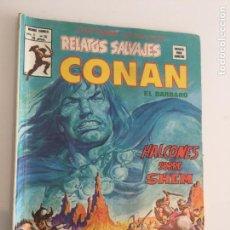 Cómics: RELATOS FANTASTICOS , CONAN EL BARBARO - VOLUMEN 1 - NUMERO 76. Lote 148148854
