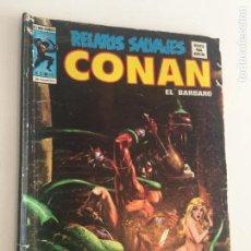 Cómics: RELATOS SALVAJES , CONAN EL BARBARO - VOLUMEN 1 - NUMERO 40. Lote 148150590