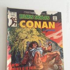 Cómics: RELATOS SALVAJES , CONAN EL BARBARO - VOLUMEN 1 - NUMERO 73. Lote 148151538