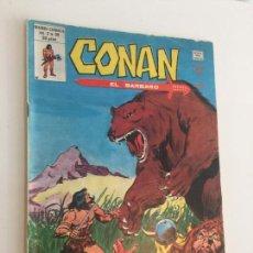 Cómics: RELATOS SALVAJES , CONAN EL BARBARO - VOLUMEN 2 - NUMERO 38. Lote 148151730