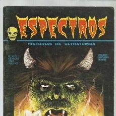 Cómics: ESPECTROS 6, 1972, VERTICE, BUEN ESTADO. Lote 148154746