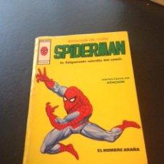 Cómics: ANTOLOGIA DEL COMIC - Nº 9 - SPIDERMAN - ESPECTACULAR EDICION - EN MUY BUEN ESTADO - VERTICE - . Lote 148156866