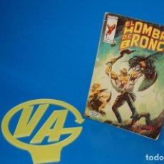 Cómics: COMIC EL HOMBRE DE BRONCE 1974 VERTICE Nº 9 COMICS ART BUEN ESTADO. Lote 148167702