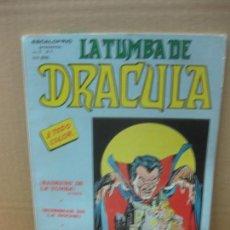 Cómics: ESCALOFRIO VOL.2 Nº 7. LA TUMBA DE DRACULA.. Lote 148171370