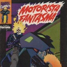 Cómics: LOTE COMICS MOTORISTA FANTASMA (GHOST RIDER). Lote 148171770