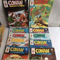 Cómics: CONAN VOLUMEN 2 LOTE DE 33 EJEMPLARES Nº 11 AL 43 ( VERTICE ). Lote 148315306