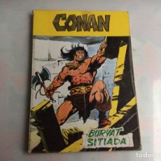 Comics : CONAN VOLUMEN 2 TOMO RECOPILATORIO CON LOS Nº 37,38,39,40,43 ( VERTICE ). Lote 148316386