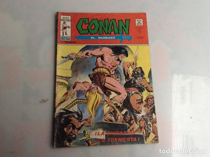 CONAN VOLUMEN 2 Nº 20 ( VERTICE ) (Tebeos y Comics - Vértice - Conan)