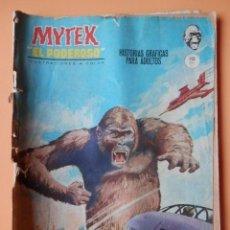 Cómics: MYTEK EL PODEROSO. Nº 2 (EL FIN DEL COLOSO) - TOM TULLY. Lote 148318322