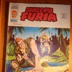 Cómics: COMIC - SARGENTO FURIA - EN LA FORTALEZA DEL MIEDO - V.2 Nº 28 - MARVEL - MUNDI-COMICS. Lote 148436582
