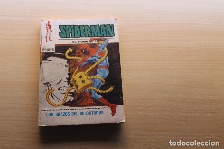 SPIDERMAN Nº 38, VOLUMEN 1, EDITORIAL VÉRTICE (Tebeos y Comics - Vértice - V.1)