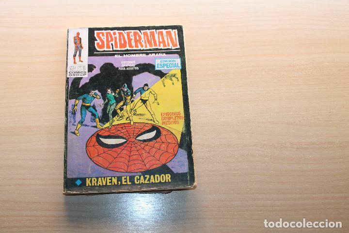 SPIDERMAN Nº 7, VOLUMEN 1, EDITORIAL VÉRTICE (Tebeos y Comics - Vértice - V.1)