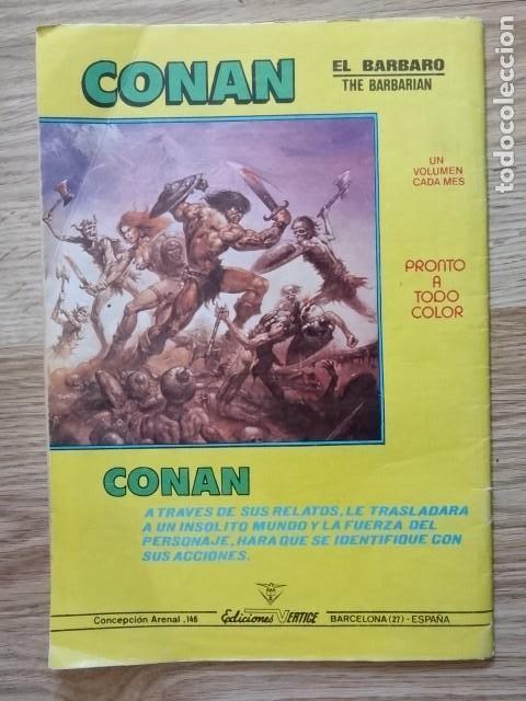 Cómics: HEROES MARVEL Mundi comics VOL 2 Nº 62 El Hombre de hierro Dolores crecientes EDICIONES VERTICE 1975 - Foto 2 - 148638242