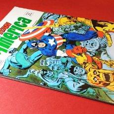Comics: DE KIOSCO CAPITAN AMERICA 7 VERTICE VOL III. Lote 148708313