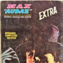 Cómics: MAX AUDAZ EXTRA Nº 9 - EDICIONES VÉRTICE - AÑO 1968 - BUEN ESTADO. Lote 148917046