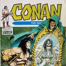 Cómics: CONAN Nº 13 - EDICIONES VÉRTICE VOL. 1 - AÑO 1973 - COMPLETO - MUY BUEN ESTADO LOMO PERFECTO. Lote 148926418