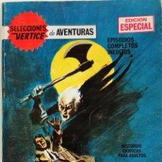 Cómics: SELECCIONES VERTICE DE AVENTURAS Nº 73 - EDICIONES VÉRTICE VOL. 1, AÑO 1970 - COMPLETO - BUEN ESTADO. Lote 148927334