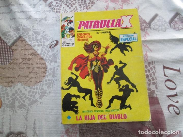 PATRULLA X V 1 Nº 22 (Tebeos y Comics - Vértice - Patrulla X)