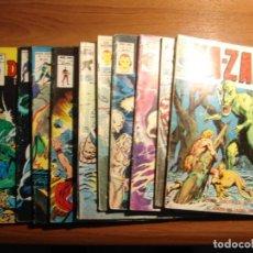 Cómics: LOTE 10 COMICS DE VERTICE KAZAR, INHUMANOS, IRON MAN, DR STRANGE, HULK, LA COSA. Lote 148976966