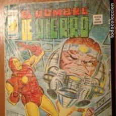 Cómics: EL HOMBRE DE HIERRO DE MARVEL VERTICE EXTRA DE NAVIDAD DE 1976. Lote 43937085