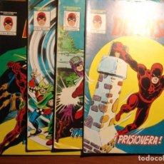 Cómics: LOTE 4 COMICS DE DAN DEFENSOR DE MARVEL MUNDICOMICS VERTICE, SUELTOS PREGUNTAR. Lote 149247590