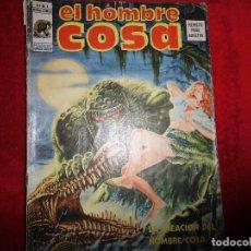 Comics: EL HOMBRE COSA V1 Nº 1 MUNDI COMICS. Lote 149388302