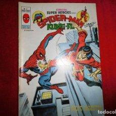 Cómics: ESPECIAL SUPER HEROES Nº 13 SPIDERMAN KUNG FU MUNDI COMICS. Lote 149393322