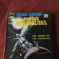 Cómics: VERTICE VOLUMEN 1 RELATOS SALVAJES NUMERO 24 BUEN ESTADO. Lote 149419002
