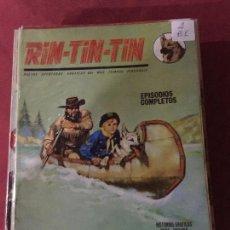 Cómics: VERTICE RIN TIN TIN NUMERO 2 BUEN ESTADO. Lote 277201473