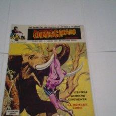 Cómics: EL HOMBRE ENMASCARADO - VERTICE - VOLUMEN 1 - NUMERO 19 - BUEN ESTADO - CJ 109 - GORBAUD. Lote 149553042