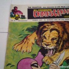 Cómics: EL HOMBRE ENMASCARADO - VERTICE - VOLUMEN 1 - NUMERO 30 - CJ 109 - GORBAUD. Lote 149554878