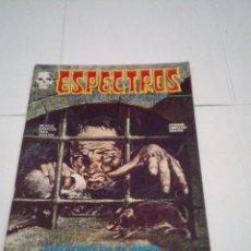 Cómics: ESPECTROS - VERTICE -ESPECTROS EN LA PRESA -NUMERO 9 -MUY BUEN ESTADO - IMPECABLE - CJ 101 - GORBAUD. Lote 149557614