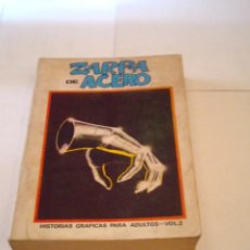 Cómics: ZARPA DE ACERO - EDICION ESPECIAL GIGANTE - VOLUMEN 2 - BUEN ESTADO - CJ 101 - GORBAUD . Lote 149574458