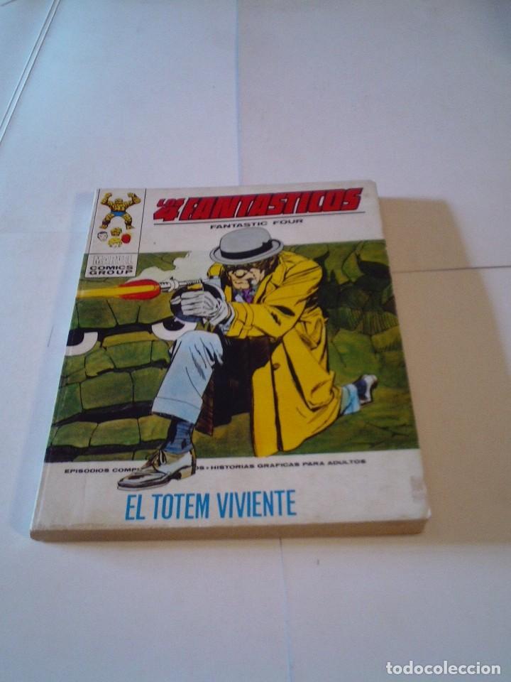 LOS 4 FANTASTICOS - VERTICE - VOLUMEN 1 - NUMERO 40 - BUEN ESTADO - CJ 101 - GORBAUD (Tebeos y Comics - Vértice - 4 Fantásticos)