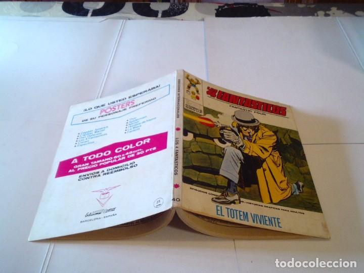 Cómics: LOS 4 FANTASTICOS - VERTICE - VOLUMEN 1 - NUMERO 40 - BUEN ESTADO - CJ 101 - GORBAUD - Foto 5 - 149577182