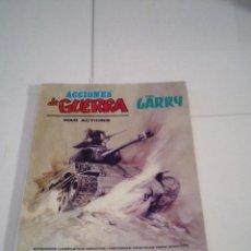 Cómics: ACCIONES DE GUERRA CON GARRY - VERTICE - VOLUMEN 1 - NUMERO 13 - CJ 101 - GORBAUD. Lote 149579826