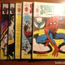 Cómics: LOTE 6 COMICS DE SPIDERMAN DE MARVEL V3 EDITORIAL VERTICE. Lote 149666458