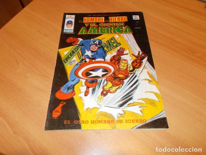 LOS INSUPERABLES Nº 7 (Tebeos y Comics - Vértice - Otros)