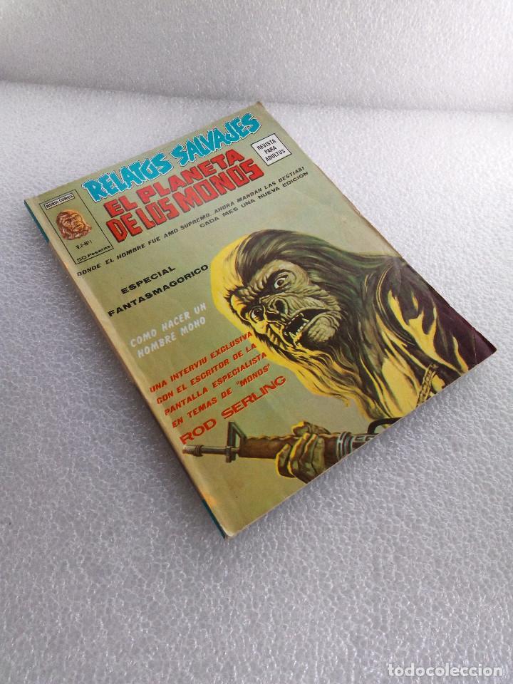 Cómics: El planeta de los monos completa a falta del nº 20 - Foto 2 - 149675250
