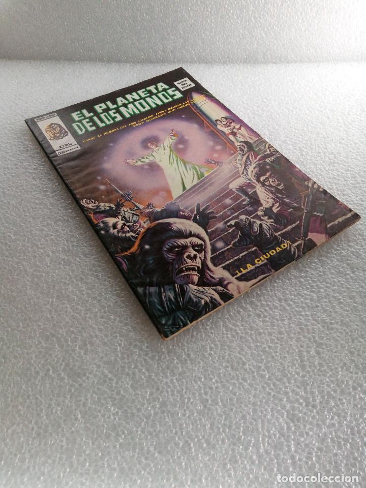 Cómics: El planeta de los monos completa a falta del nº 20 - Foto 20 - 149675250