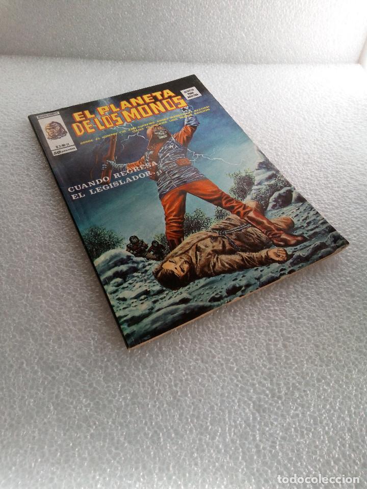 Cómics: El planeta de los monos completa a falta del nº 20 - Foto 22 - 149675250