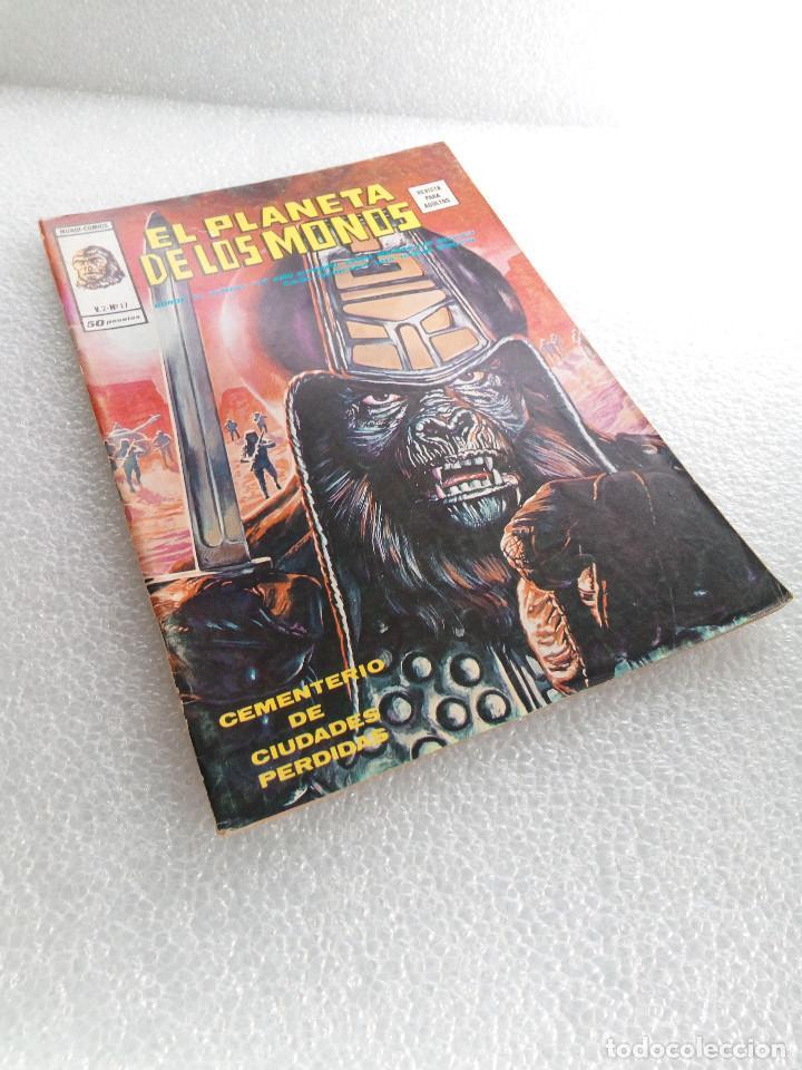 Cómics: El planeta de los monos completa a falta del nº 20 - Foto 34 - 149675250