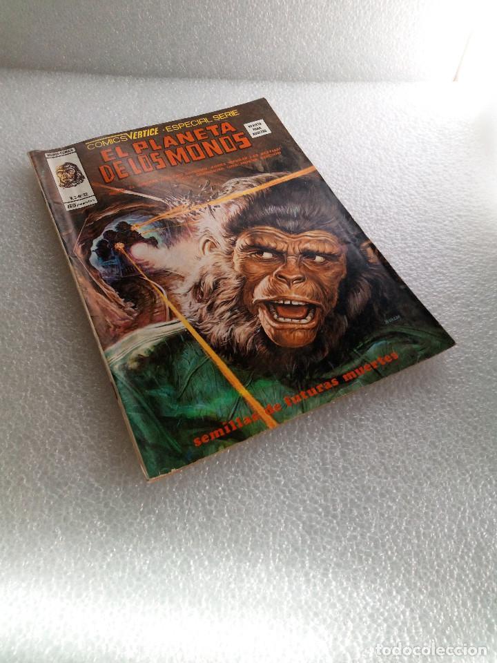 Cómics: El planeta de los monos completa a falta del nº 20 - Foto 42 - 149675250